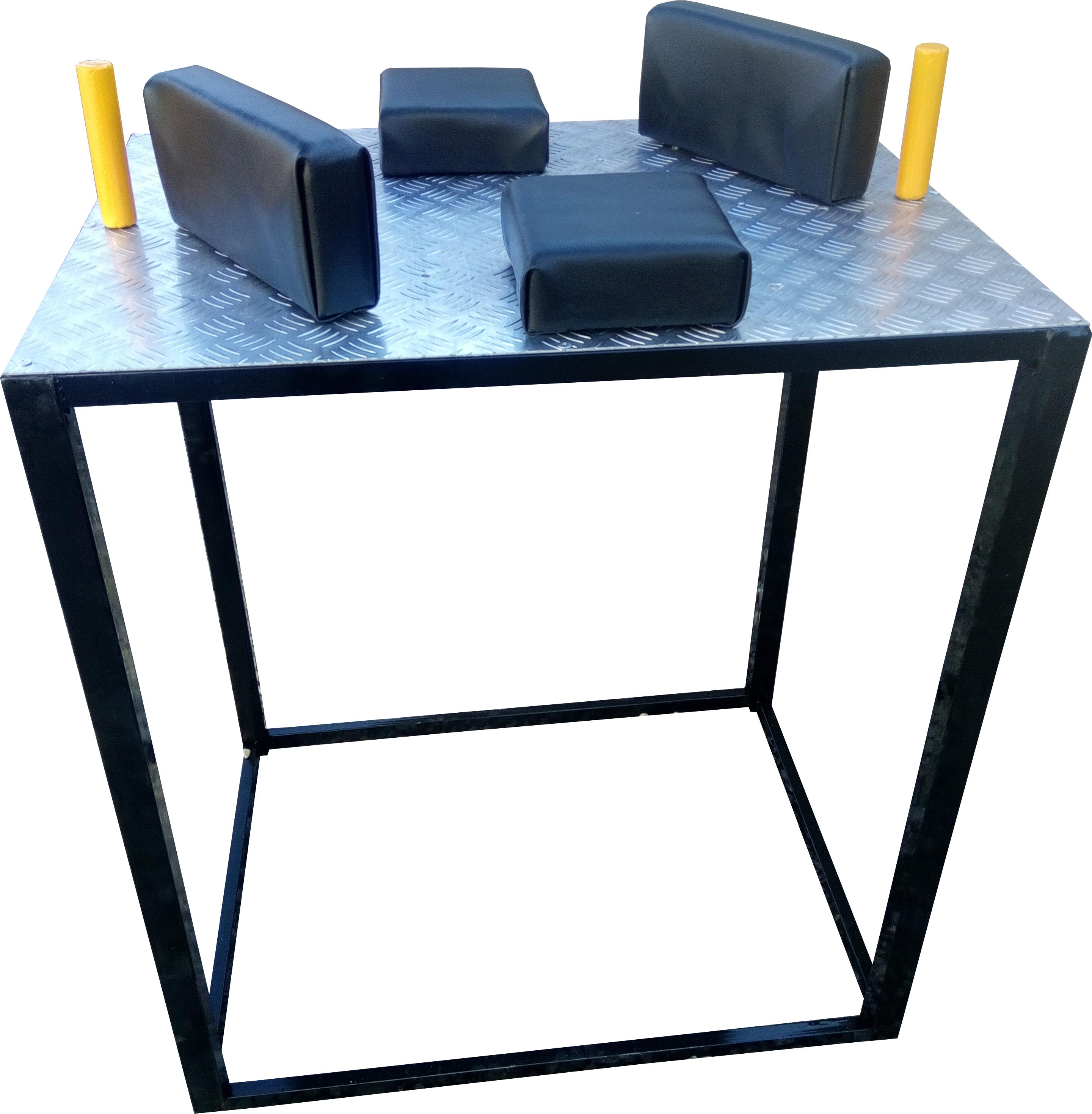 میز مچ اندازی فلزی