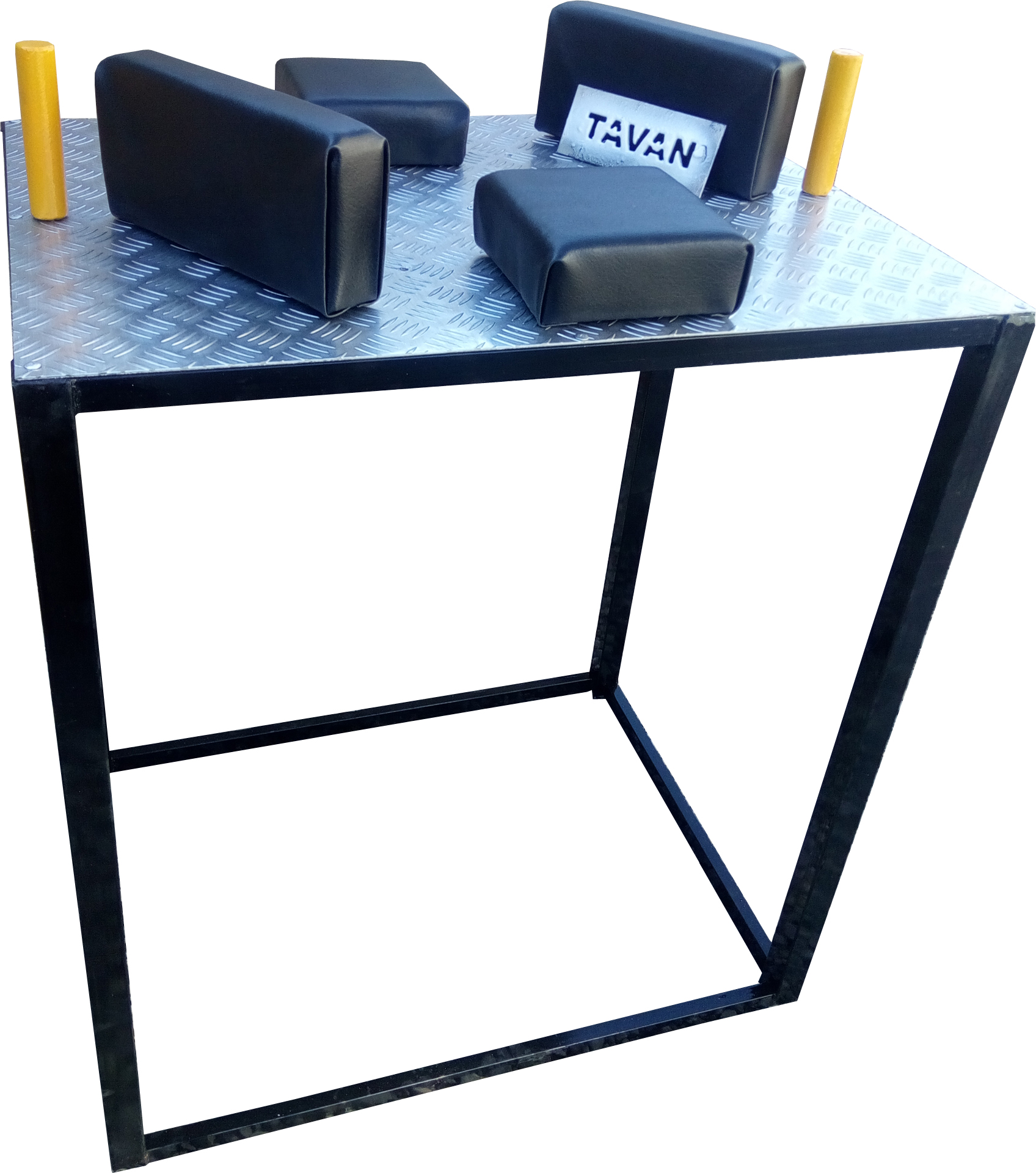 میز مچ اندازی فلزی۱