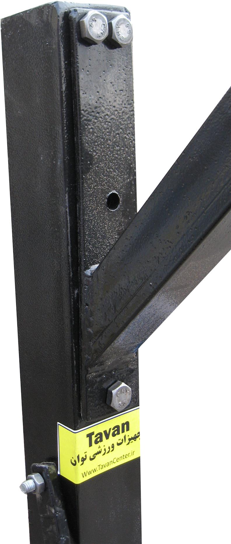 پایه ایستای کیسه بوکس زاویه دار ۳