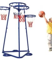 پایه ۴ حلقه بسکتبال