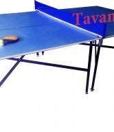 میز پینگ پنگ پایه ضربدری۲