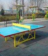 میز پینگ پنگ سکوریت قابل مونتاژ