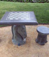 نیمکت بتنی شطرنج۲