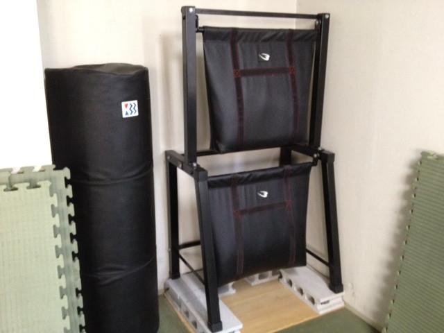 کیسه شن کاراته۲